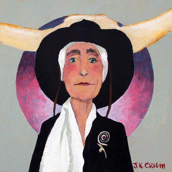 Georgia Okeefe, Georgia, Okeefe, sc artist, hilton head artist, john crum