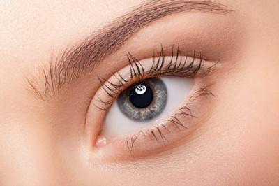 Get white eyes