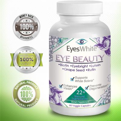 sclera whitening supplement
