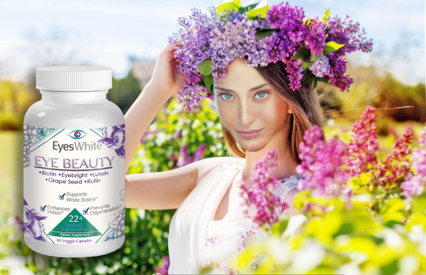 eye whitening supplement