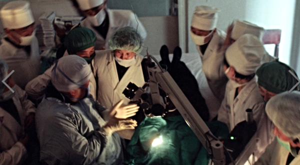 Sight for sore eyes: 'Maverick' doctor who restored the vision of 100,000 people.