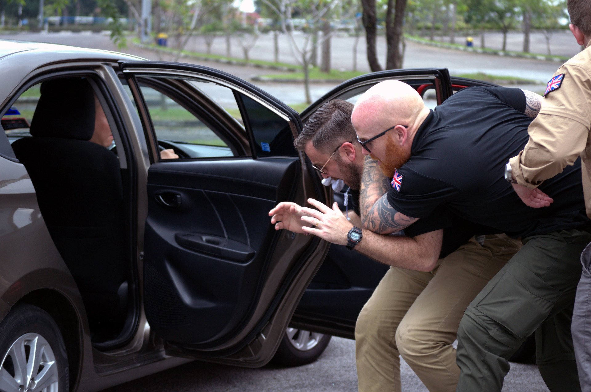 RQF Level 3 Working as a Close Protection Operative (SIA)