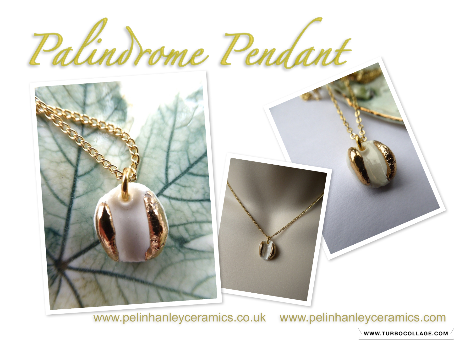 The Palindrome Pendant