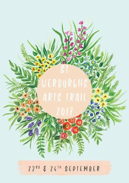 St Werburgh's Arts Trail, Bristol. 23-24 September 2017