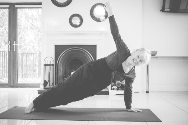 Aruna Yoga core strength rathcoffey