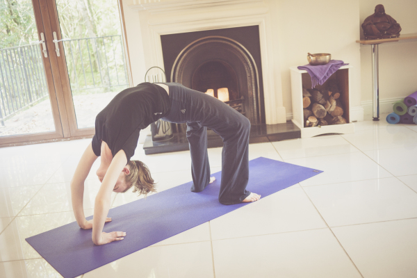 Aruna Yoga Back Bends Open Hart Rathcoffey