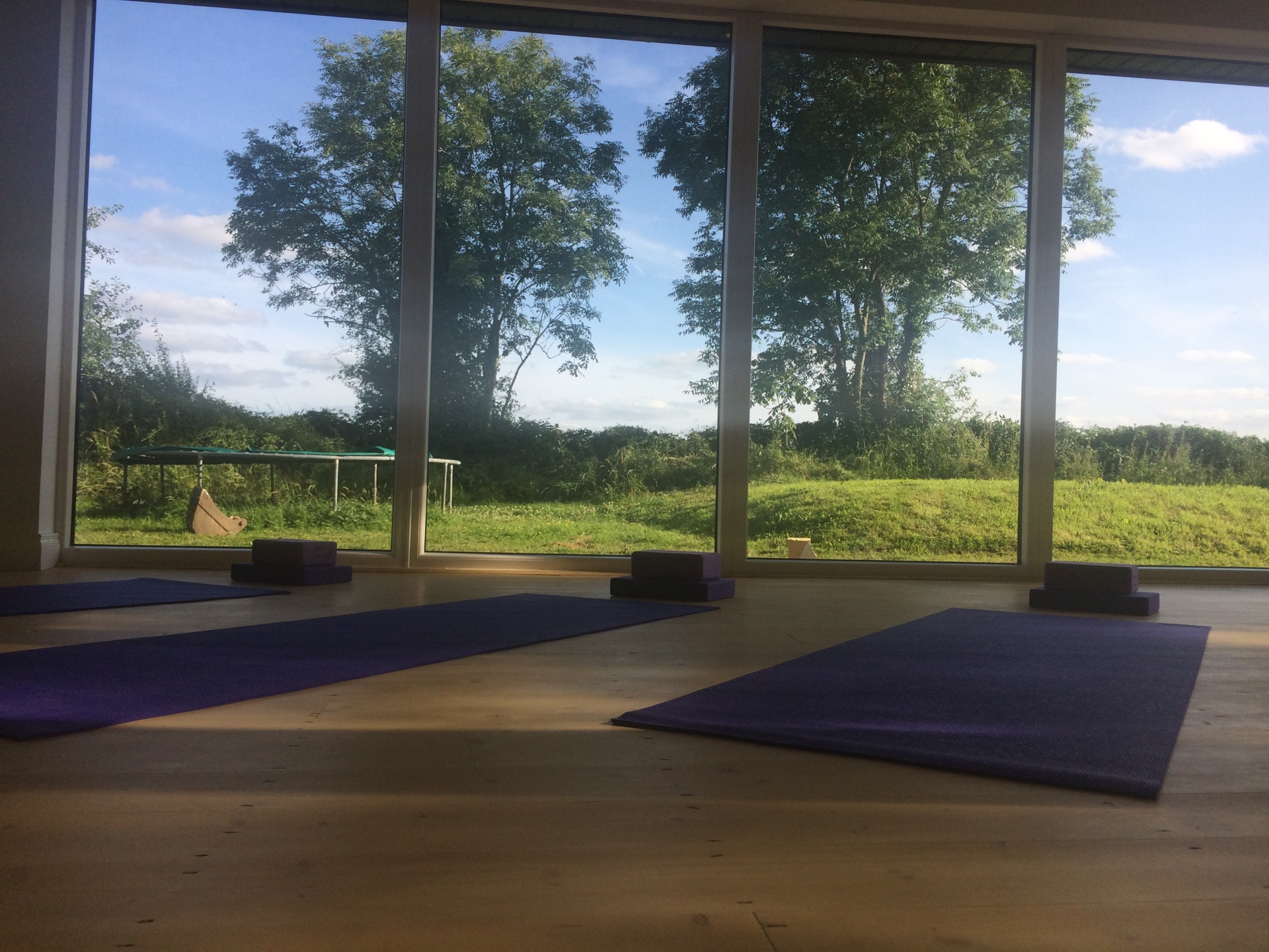 Aruna Yoga Rathcoffey Views
