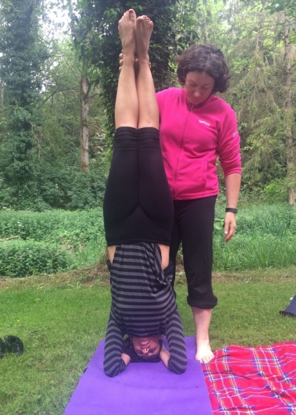 yoga aruna core strenght