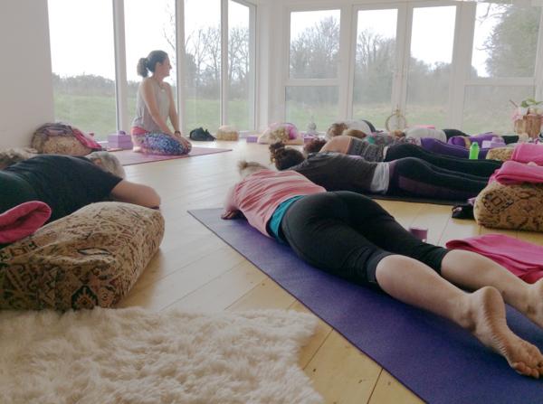 restorative yoga aruna yoga