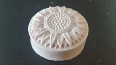 Butterfly Seasalt Soap cake