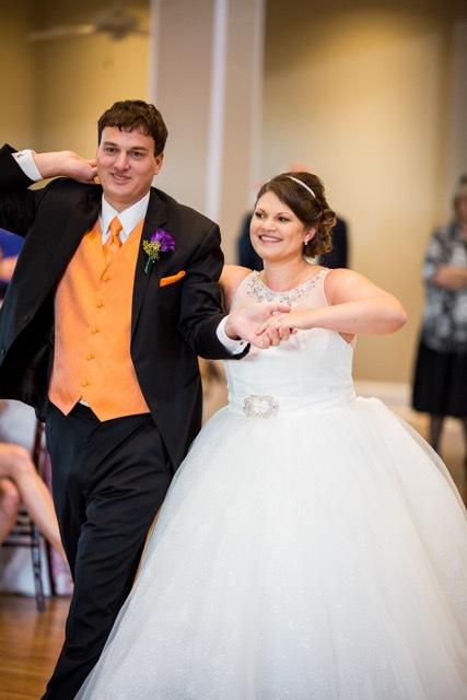 dubuison wedding image