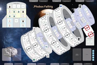 Phobos Falling