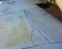 Floor Cracks |Foundation Inspection