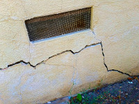 Exterior Cracks |Foundation Inspection