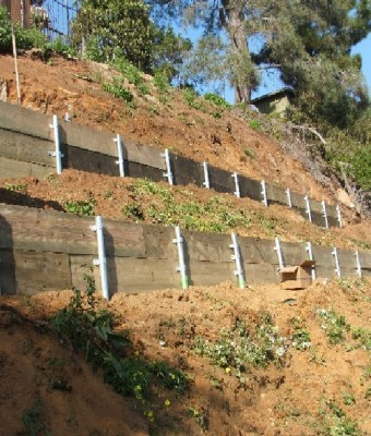 Hillside Repairs | Los Angeles, CA