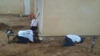 Foundation Pad Footings Excavation