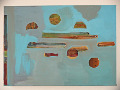 Jetsam, 2014,  in a private collection