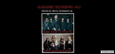 HARDCORE HENDERSON #072  SPARZANA & ICE AGE