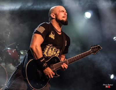 HARDCORE HENDERSON #081  MARC RIZZO-SOULFLY