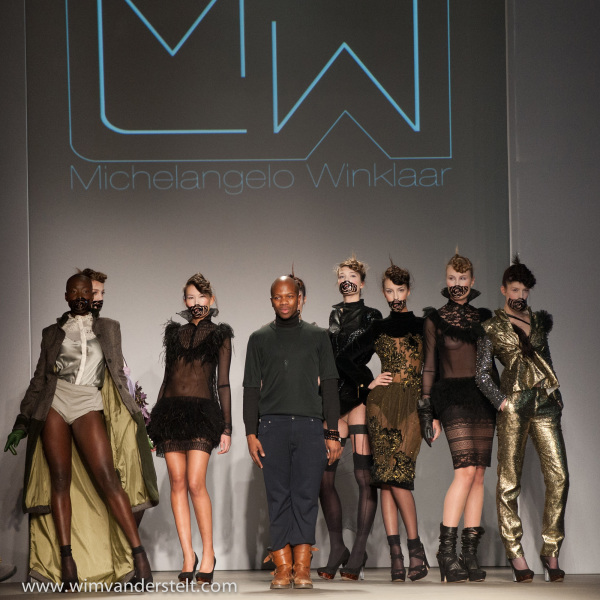 Michelangelo Winklaar at AFW
