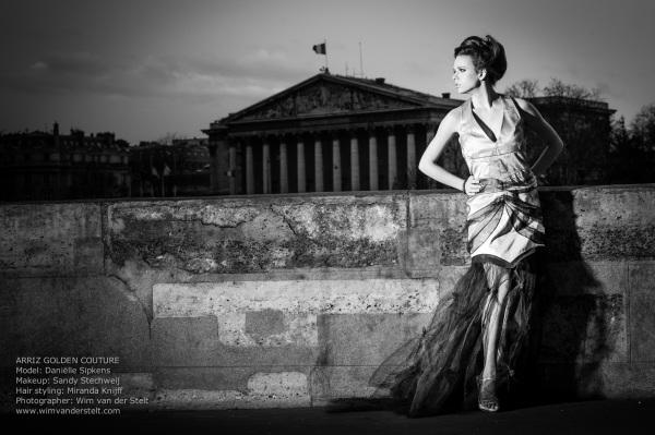 Arriz Golden Couture Paris