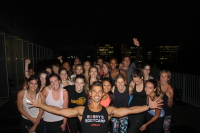 faisal abdalla, pop up fitness london, the wellscene, rooftop fitness, barrys bootcamp