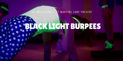 Thu 25 May: Black Light Burpees {with Shona Vertue}