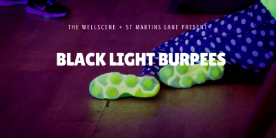 Thu 29 Jun: Black Light Burpees {with Tameka Small}