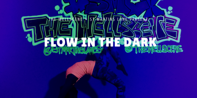 Thu 13 Jul: Flow in the Dark {with Kelly Brooks}