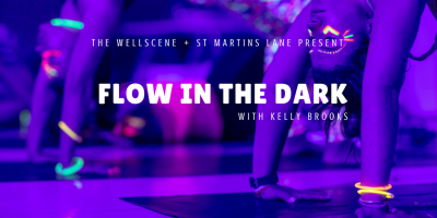 Fri 22 Sep: Flow in the Dark [with Kelly Brooks]