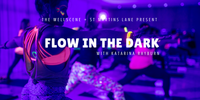 Fri 6 Oct: Flow in the Dark [with Katarina Rayburn]
