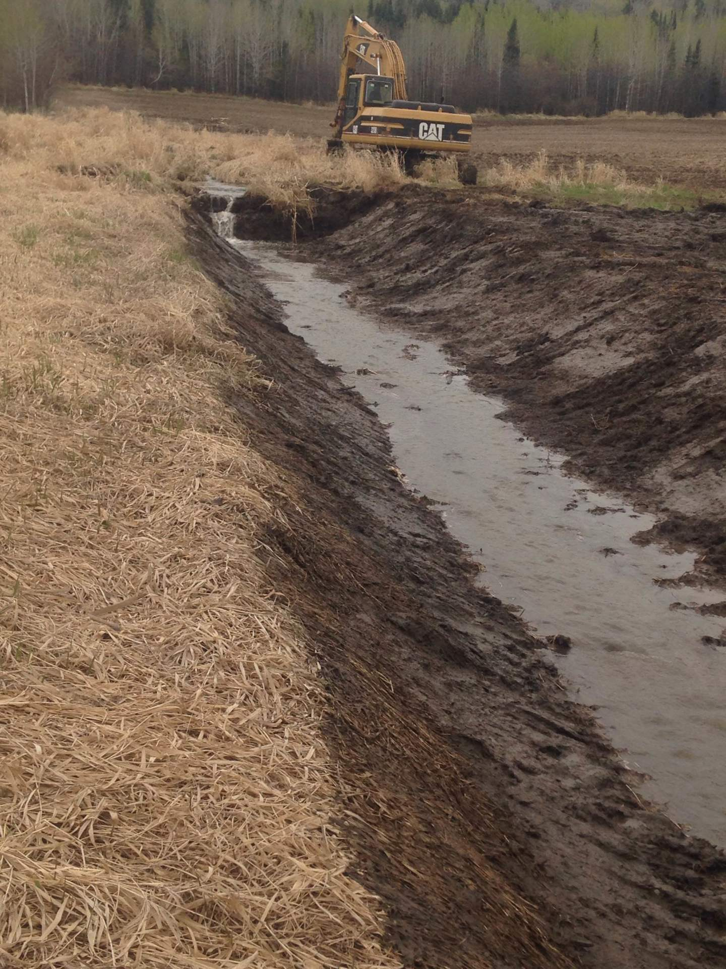 Ditching & Drainage