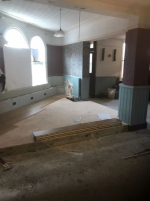 Chichester Arms Transformation