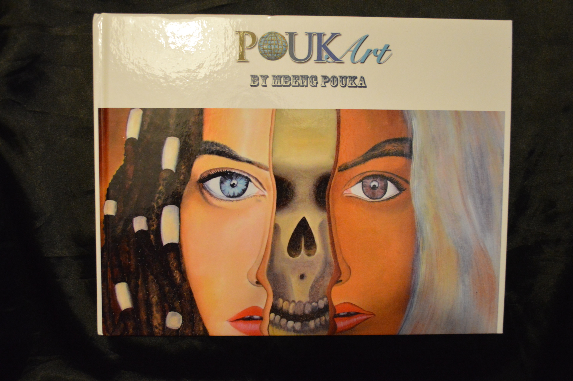 PoukArt presents Book of Paintings