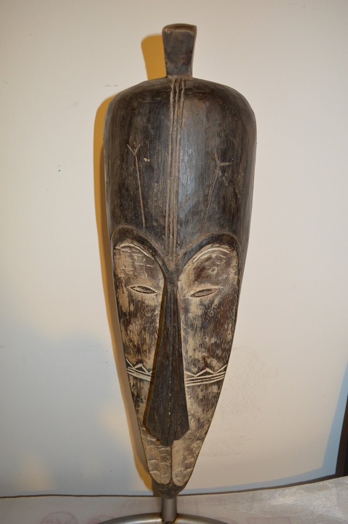 Large Fang Mask Gabon