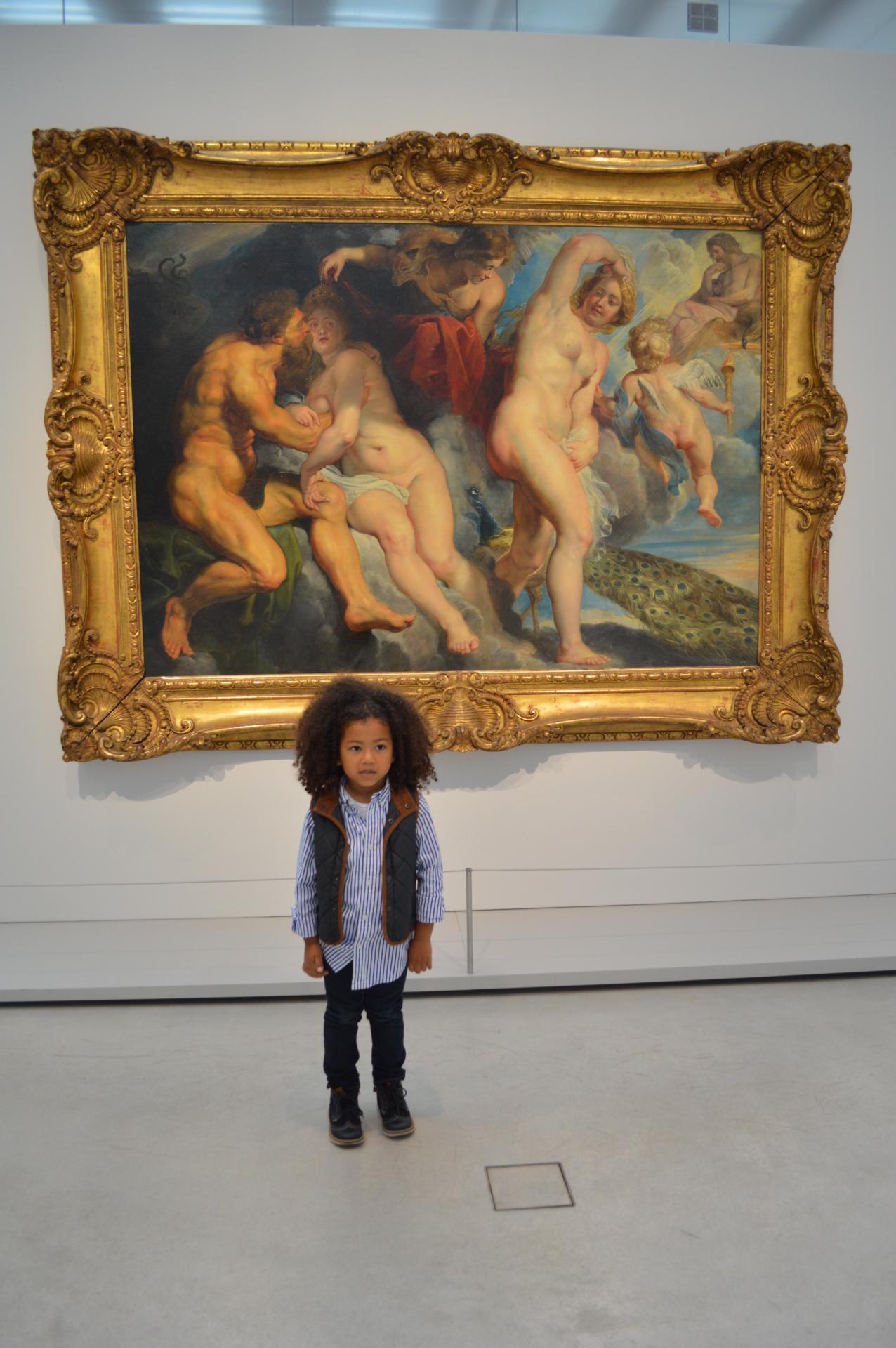 Louvre Lenes