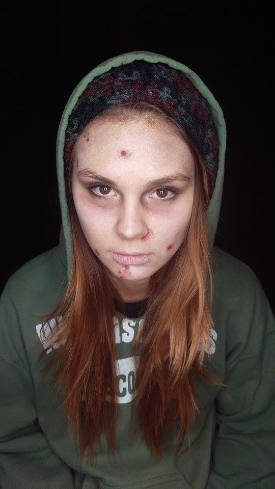 Meth Head Makeup