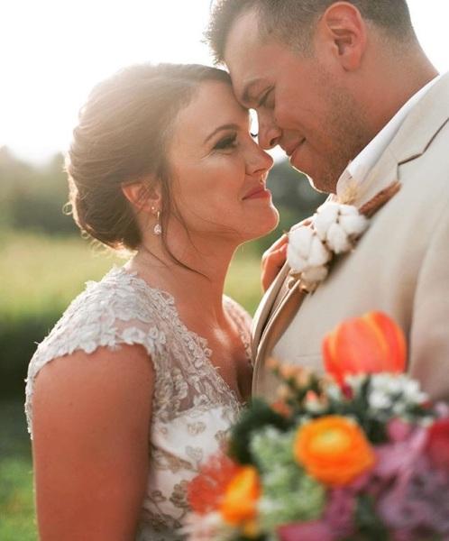 Alli Skov Wedding