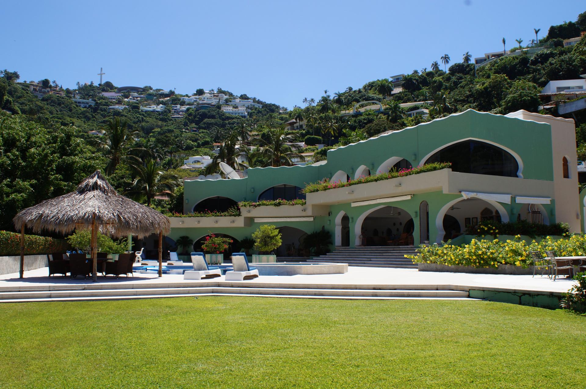 Casa Tres Lobos Renta de casa por dia en Acapulco