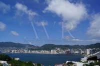 Hermosa vista a la bahia de Acapulco