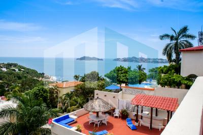 Casa Judith - Marina las Brisas - Renta de casa por noche o día en Acapulco