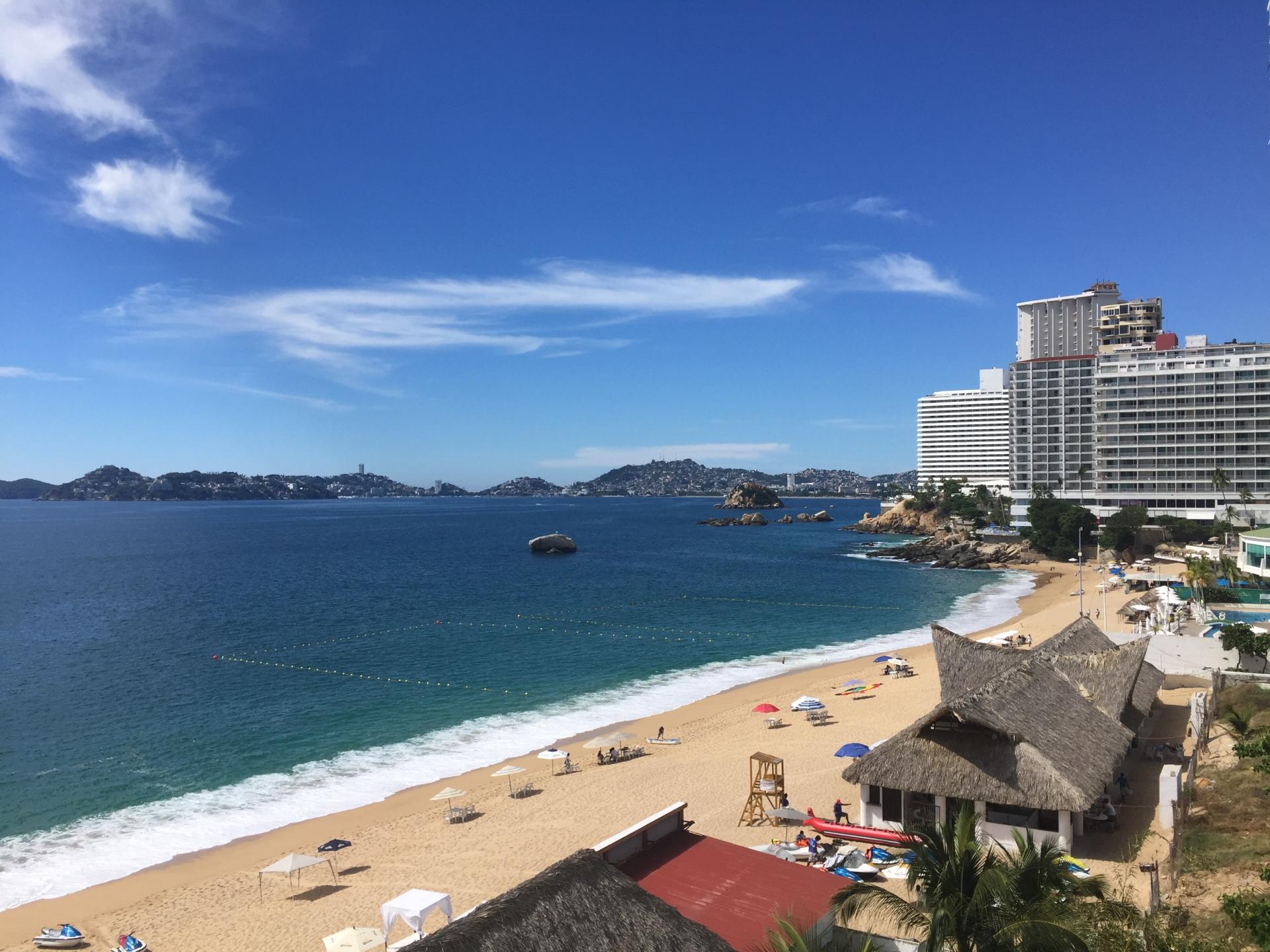 Departamento en Velero y Galeon Acapulco condo