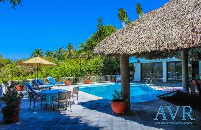 Casa Burgos Las Brisas Renta de casa por dia en Acapulco