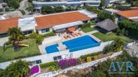 Vista aerea de casa ensueño acapulco