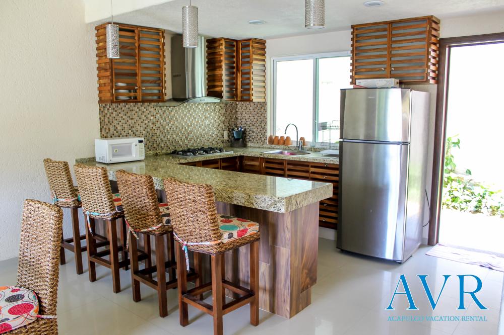 Casa Amarella Acapulco Vacation Rental