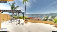 Vista a la bahia de Acapulco
