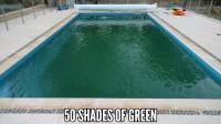 green pool, bunbury pool service
