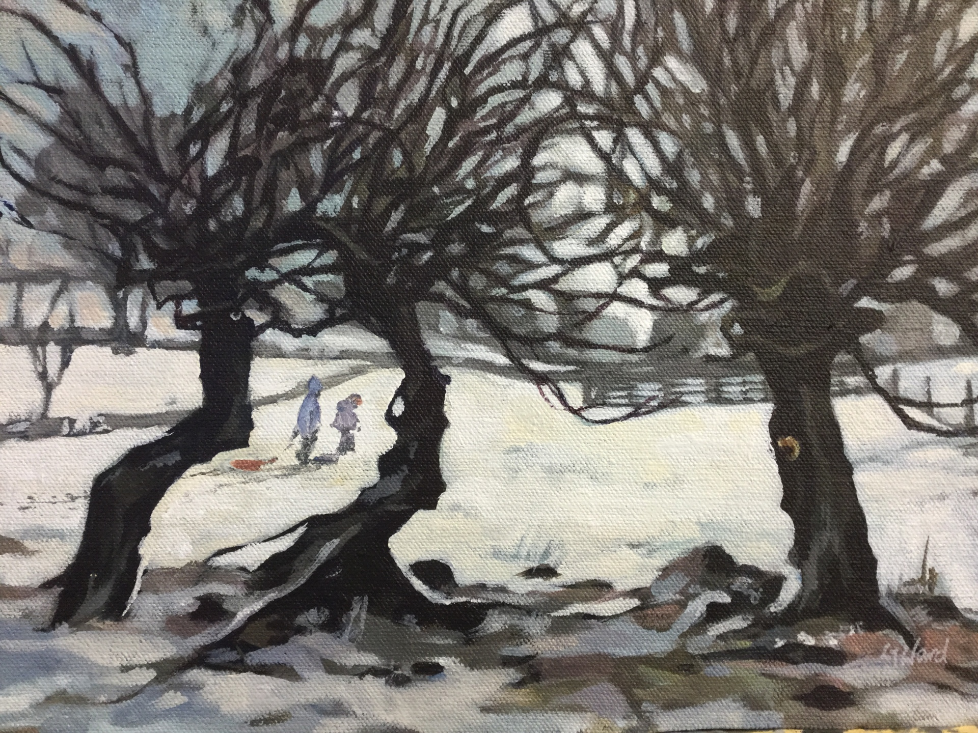 Cold Trees