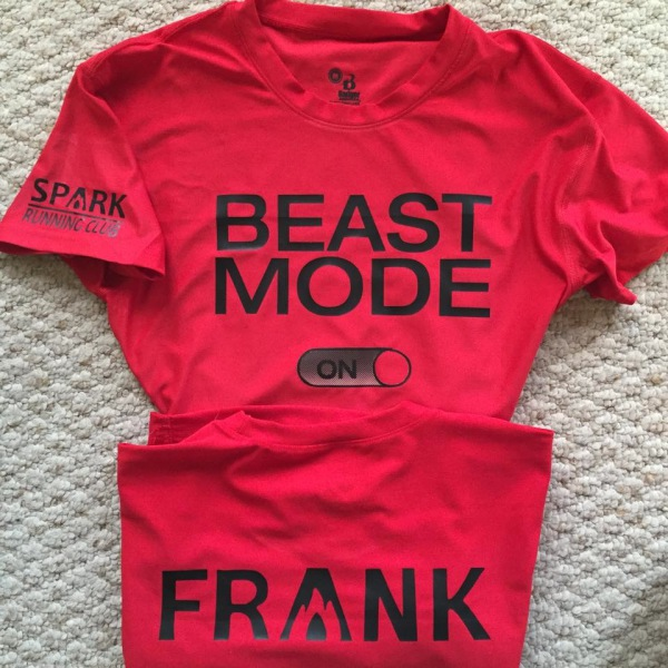 Beast Mode Racing Shirt - Version 1