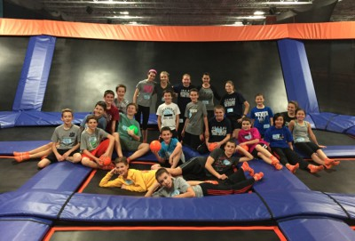 Spark Skyzone Holiday Party